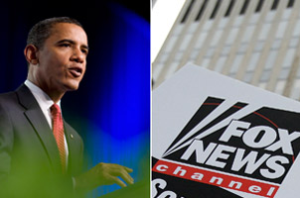 The 'Feud' Between President Obama And Fox News