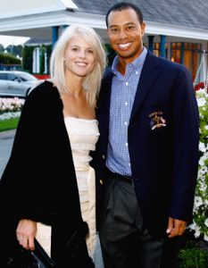 Tiger Woods Pops The Question Again To Ex-Wife Elin Nordegren