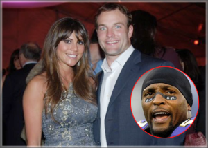 Wes Welker's Wife Apologizes For Dissing Ray Lewis On Facebook