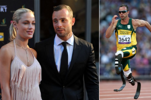 'Blade Runner' Oscar Pistorius Faces Murder Charge Over Girlfriend's Fatal Shooting