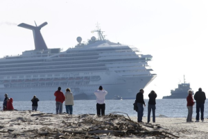 Disabled Carnival Cruise Ship Finally Docks