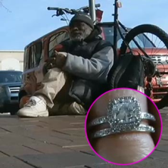 Homeless Man Gets Awesome Reward For Honest Deed