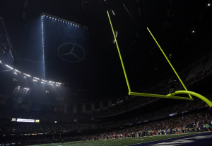 Power Outage Delays Super Bowl XLVII For 34 Minutes