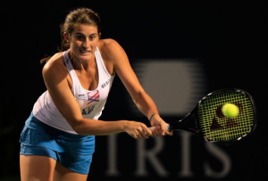 Rebecca Quits Tennis Over Cyberbullying