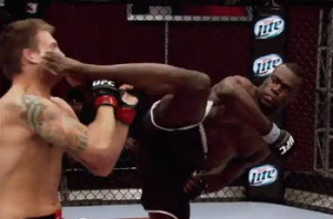 Uriah Hall Defeats Adam Cella After The Ultimate Fighter's 'Most Violent Televised Knockout'