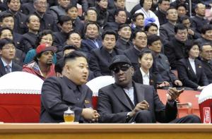'Basketball Diplomacy' Between The U.S. And North Korea