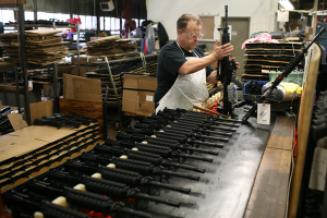 Colt Gun Manufacturer May Leave Connecticut Over Stricter Gun Laws