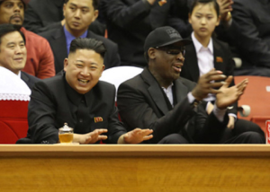 Dennis Rodman Kim Jong Un Has A Message For Obama
