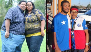 How Couple Lost 500 Pounds In Two Years