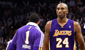 Kobe Bryant Saves L.A. Lakers From Another Defeat