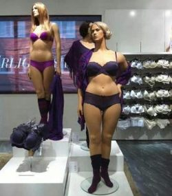 Mannequins At Swedish H&M Stir Controversy