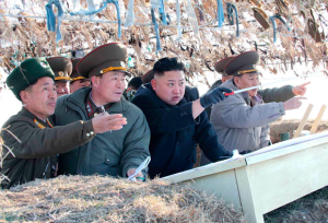North Korea Issues Fresh Threat To U.S. Military Bases