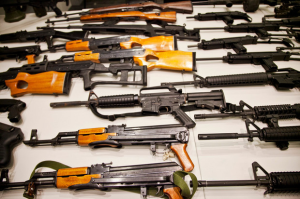 Senate Shoots Down Assault Weapons Ban From Gun Control Bill