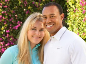 Tiger Woods And Lindsey Vonn Announce Relationship Via Facebook