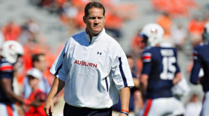 Auburn Football Accused Of Multiple NCAA Violations