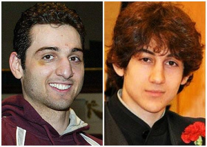 Boston Bombing Suspects One Dead, One Seriously Injured