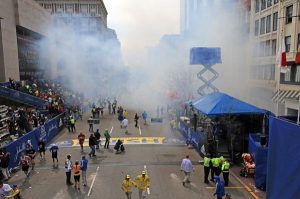 Boston Marathon Bombing Kills 3, Injures 140