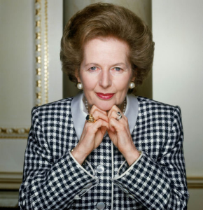 Britain's 'Iron Lady' Dies At 87
