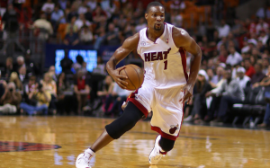 Chris Bosh Robbed Of $340K Worth Of Items On His Birthday