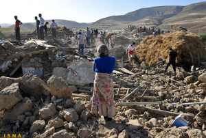 Deadly Iran Earthquake Shakes Middle East Region