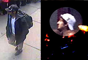 FBI Releases Photos Of Boston Marathon Bombing Suspects