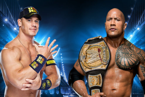 John Cena Beats The Rock At WWE WrestleMania 29
