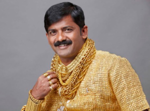 Man Buys Gold Shirt Worth $250K