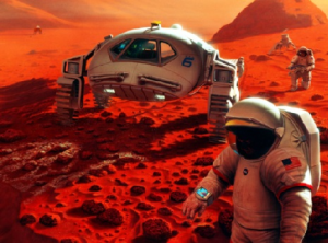 Mars One Now Looking For Applicants For One-Way Ticket To The Red Planet