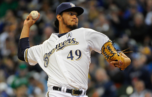 Milwaukee Brewers' Yovani Gallardo Arrested For DUI