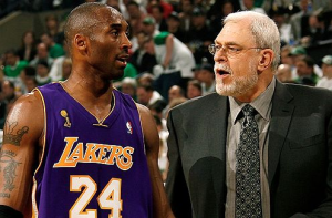 Phil Jackson Talks About Kobe Bryant's Achilles Injury
