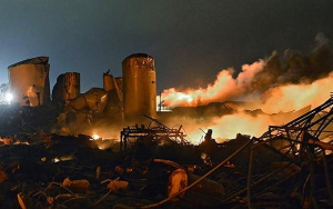 Texas Fertilizer Plant Explosion Kills 35 Injures 160