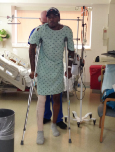Update Louisville Guard Kevin Ware's Gruesome Leg Injury
