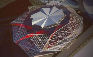 Atlanta Falcons Reveal Futuristic Concepts For New Stadium