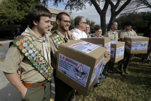 Boy Scouts To Allow Openly Gay Youths To Join