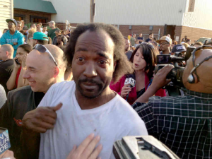 Charles Ramsey I Was Raised To Help Women In Distress