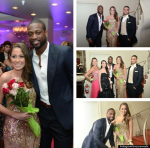Dwayne Wade Surprises Teen At High School Prom
