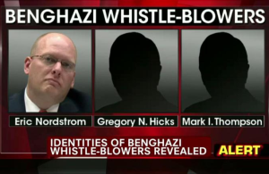 Identities Of Benghazi Whistle-blowers Revealed