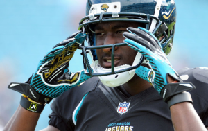 NFL Suspends Jacksonville Jaguars' Justin Blackmon 4 Games