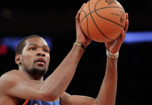 OKC Thunders' Kevin Durant Donates $1M For Tornado Relief