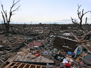 Oklahoma Focuses On Search And Recovery From Tornado Damage