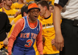Pacers Fan Rejects Spike Lee's $40K Offer For Courtside Seats