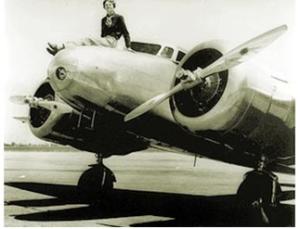 Sonar Image May Show Amelia Earhart's Plane