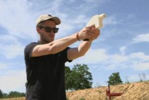 World's First 3D Printable Handgun Test Fired Successfully