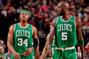 Boston Celtics To Trade Kevin Garnett And Paul Pierce To Brooklyn Nets