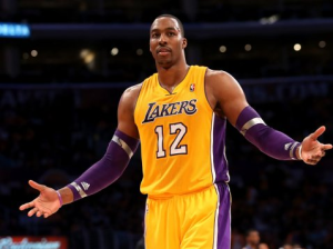 Dwight Howard Reportedly Will Not Re-Sign With Lakers