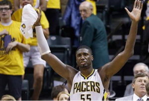 Indiana Pacers' Roy Hibbert Fined $75K For Vulgar Postgame Remarks