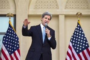 John Kerry U.S. Will Support U.N. Arms Regulation Treaty