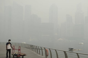 Singapore Heavy Smog May Last Several Weeks