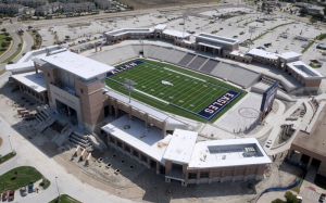 Texas HS Football Stadium Costs $60M