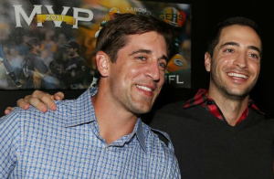 Aaron Rodgers Loses Bet About Ryan Braun's PED Involvement